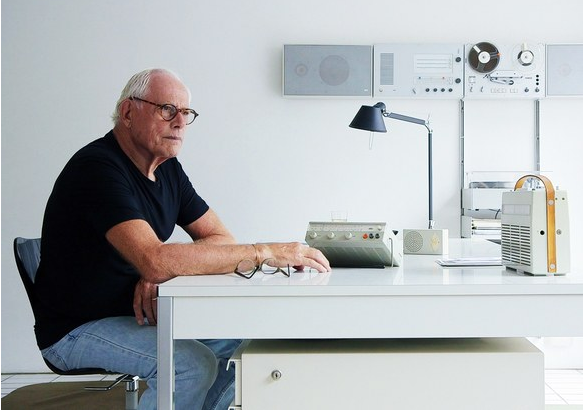 interview with dieter rams head of product design for braun from 1955 to 1997 thn. Black Bedroom Furniture Sets. Home Design Ideas